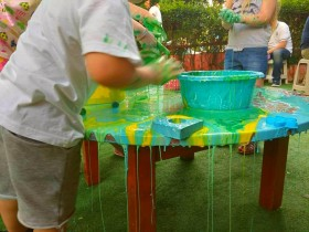 Messy Play! (oobleck)